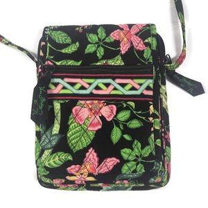 Vera Bradley Botanica Print Crossbody Bag